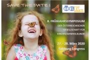 Save the Date!    8. Frühjahrssymposium der ÖKG